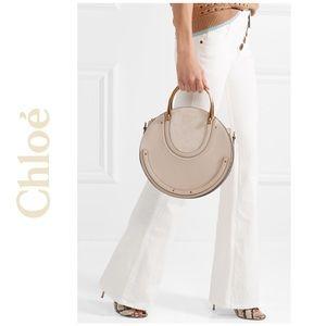 Add'l photos Chloé Pixie Large Suede & Leather bag